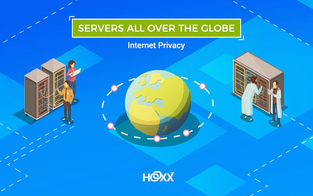 تنزيل VPN فايرفوكس 2019 مجانا Hoxx VPN Proxy