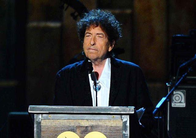 Bob Dylan et le prix Nobel de littérature
