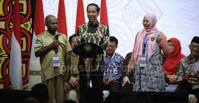 Jokowi Sebut Jalan di Boven Digoel Mulus, Kepala Dinas Bilang Belum