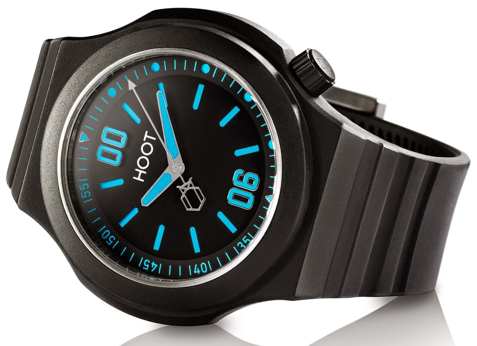 HOOT Watches - Night Owl Collection