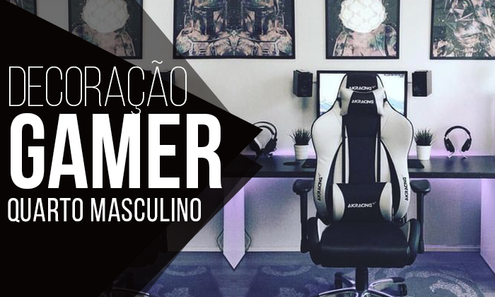Macho Moda Blog De Moda Masculina Decoracao Gamer Para Quarto Masculino 21 Ideias Pra Inspirar