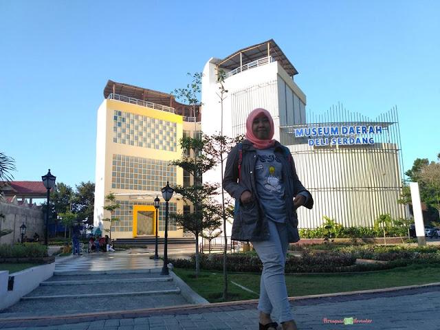 museum deli serdang