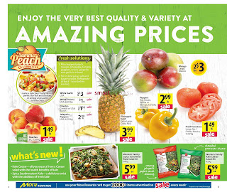 Save on Foods Flyer August 18 – 24, 2017