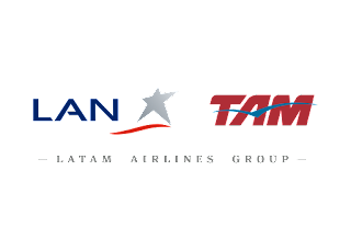 Latam airlines group Logo Vector