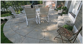 Premade Patio Steps Solution