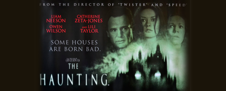 The Haunting 1999 Remake movie review