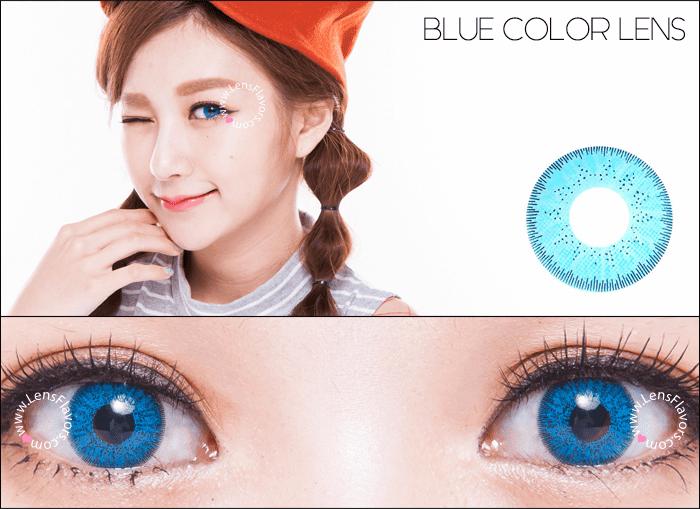 gg gbt blue circle lenses