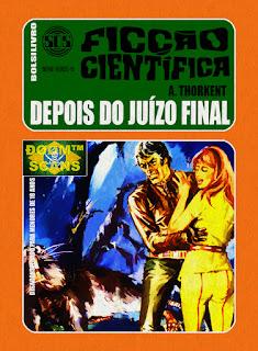bolsilivro sos ficção científica cedibra série verde thorkent depois juizo final