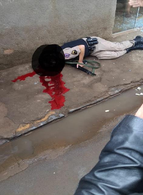MG: Cabo da PM é assassinado em tentativa de assalto a bancos, em Santa Margarida. VEJA O VÍDEO