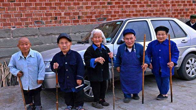 Desa Yangsi, Tiongkok