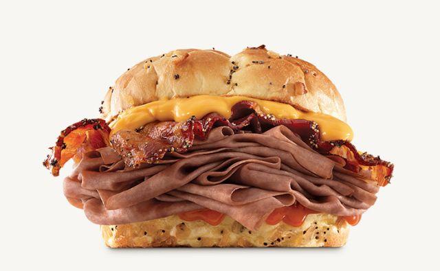 arbys signature sandwiches