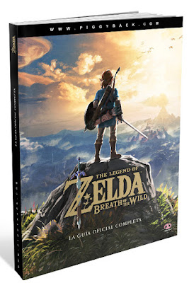 LIBRO - The Legend Of Zelda Breath Of The Wild La guía oficial completa | Piggyback (3 marzo 2017) Videojuegos - Nintendo COMPRAR ESTA GUIA DE ZELDA EN AMAZON ESPAÑA