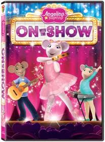 Enter to win the Angelina Ballerina: On with the Show DVD #Giveaway. Ends release day 1/21/14.
