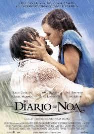 Cartel de El diario de Noa