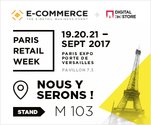 Pick-in participe au salon Paris Retail Week