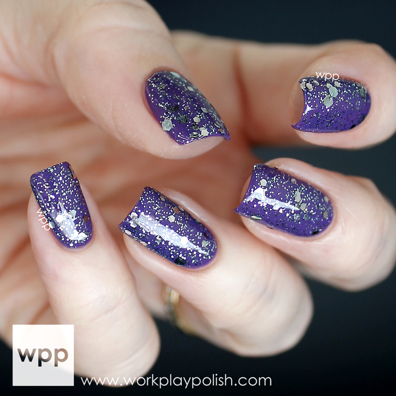 Sally Hansen Triple Shine Sparks Fly