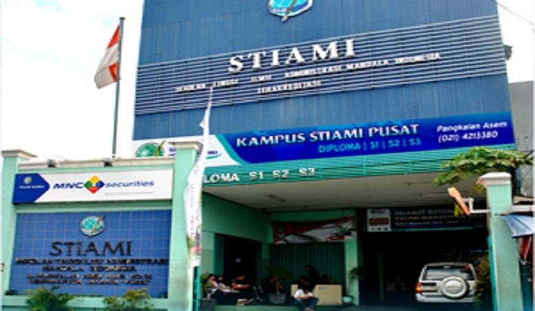 PENERIMAAN MAHASISWA BARU (STIAMI) SEKOLAH TINGGI ILMU ADMINISTRASI MANDALA INDONESIA