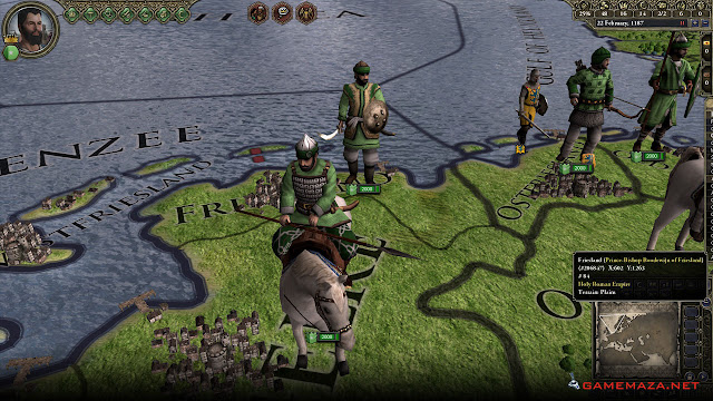 Crusader Kings II Gameplay Screenshot 4