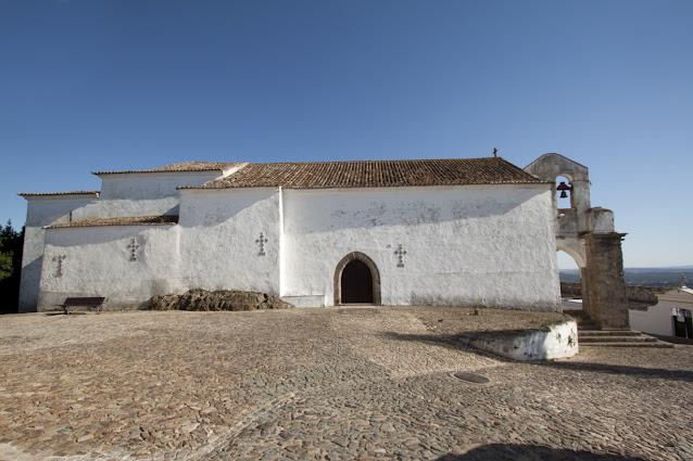 Evoramonte-chiesa