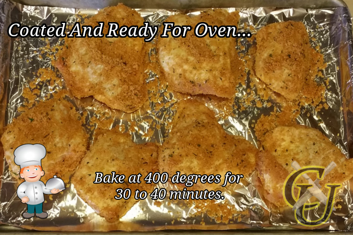 shake and bake chicken instructions