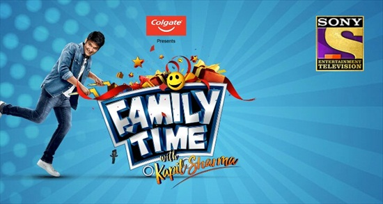 Family Time With Kapil Sharma HDTV 480p 250MB 25 March 2018 Watch Online Free Download bolly4u