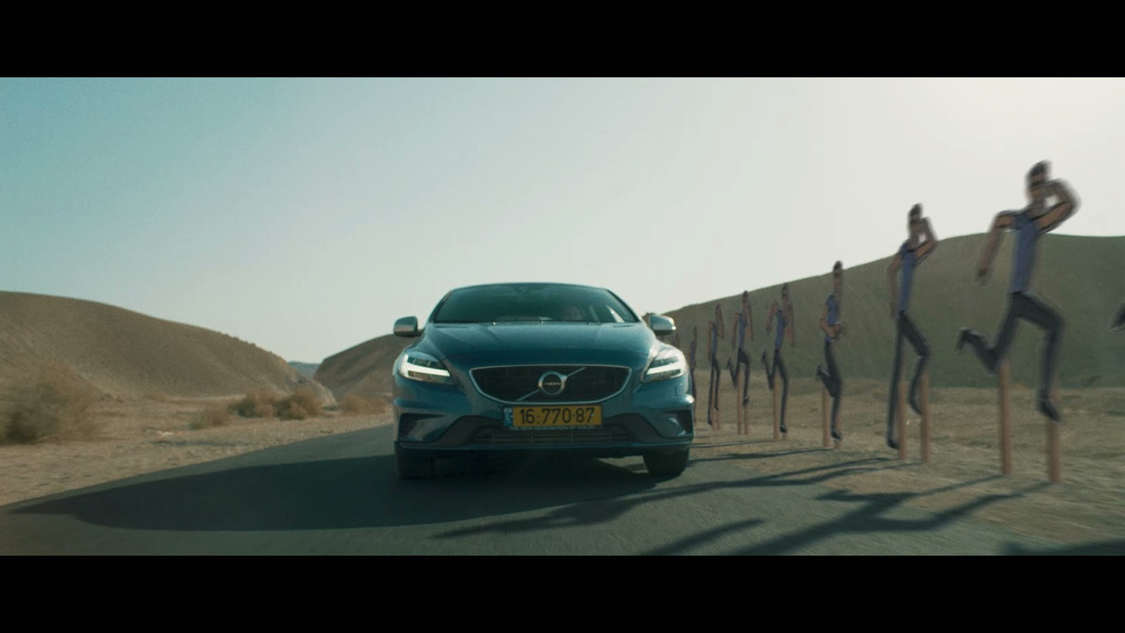 Volvo Garage Amsterdam : Volvo s epic branded music video call my name is the ultimate