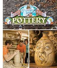 Hand thrown pottery and more shopping treasures near Gatlinburg