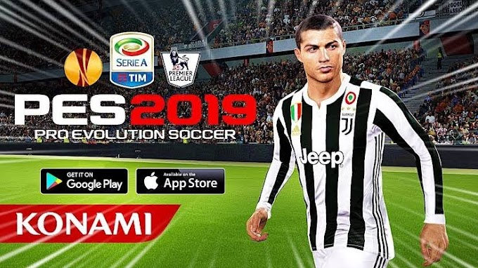 Download Latest PES 2019/2020 PPSSPP ISO file For Android