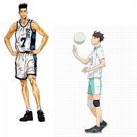 เซนโด (Sendoh) vs โออิคาวะ (Oikawa)