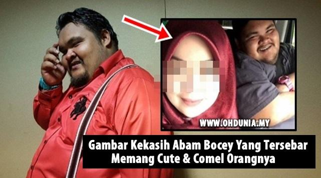 Gambar Kekasih 'Cute' Tersebar, Abam Bocey Tampil Beri Kenyataan