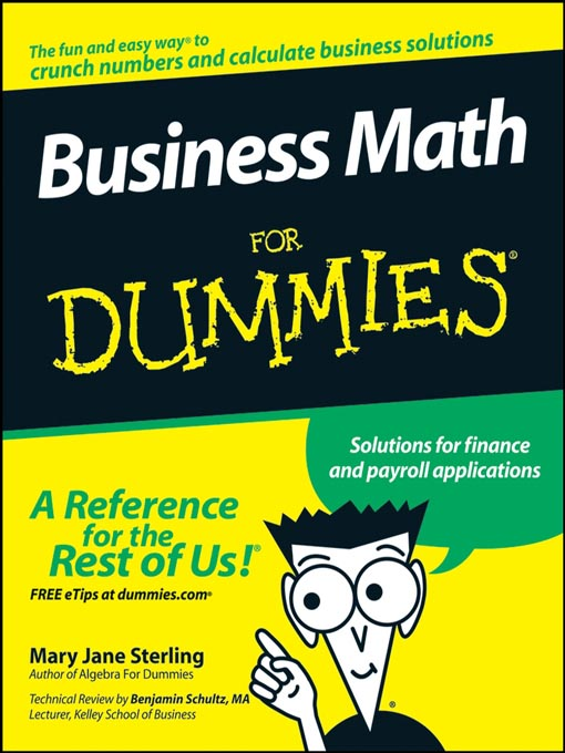 The Importance of Basic Math in Business