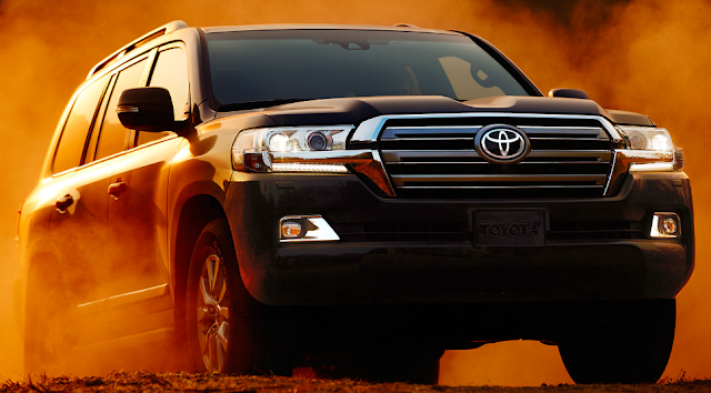Toyota Land Cruiser 2017 Review