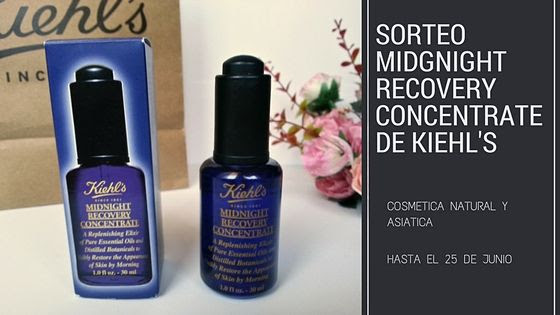 sorteo-kiehls-midnight-recovery-concentrate