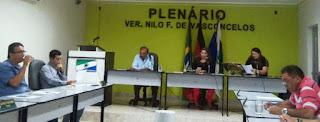 Câmara municipal de Baraúna realiza mais uma reunião ordinária; saiba detalhes