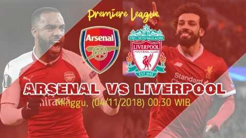 Live Streaming Arsenal Vs Liverpool