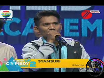 Syamsuri Stand Up Comedy Academy ( SUCA ) 2