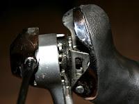 klamkomanetka szosowa Shimano ST-6400 - wnętrze