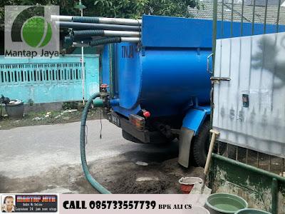 Jasa Tinja dan Sedot WC Manyar Surabaya Call 085235455077