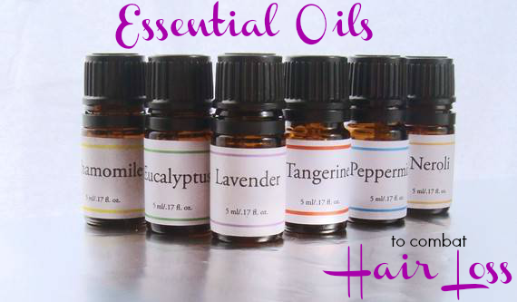 Top 8 Essential Oils For Hair Loss Rockin It Napptural
