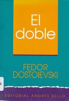 Portada del libro el doble de dostoievski