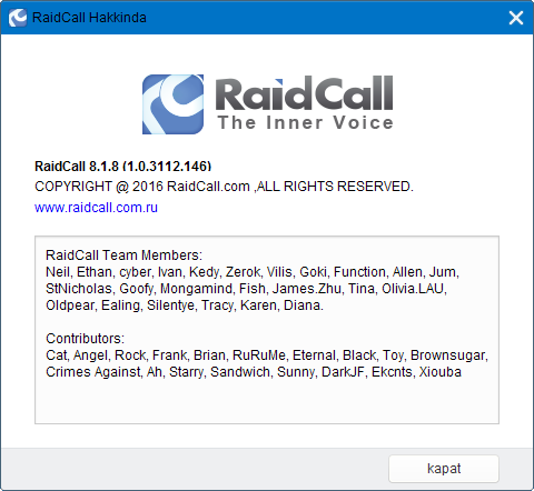 RaidCall indirme ve Kurulum Videolu Anlatım HD Kepsizadam FARKIYLA!