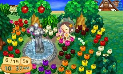 Sixthfore Personal Game Log Animal Crossing New Leaf Hybrid