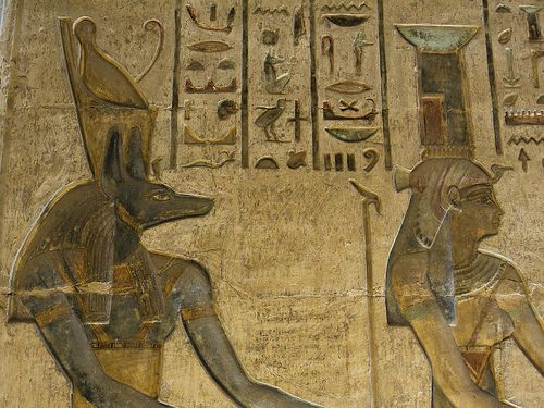 Egyptian Occult History: The History of Anpu (Anubis) part I