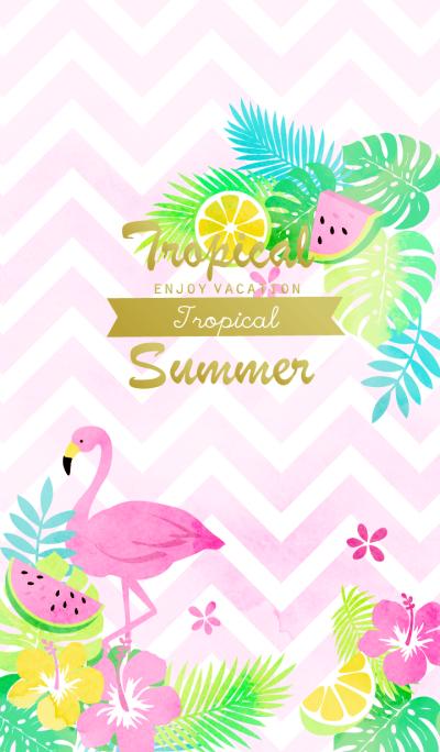 -Tropical Summer-
