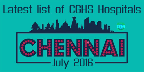CHEENAI-CGHS-LIST