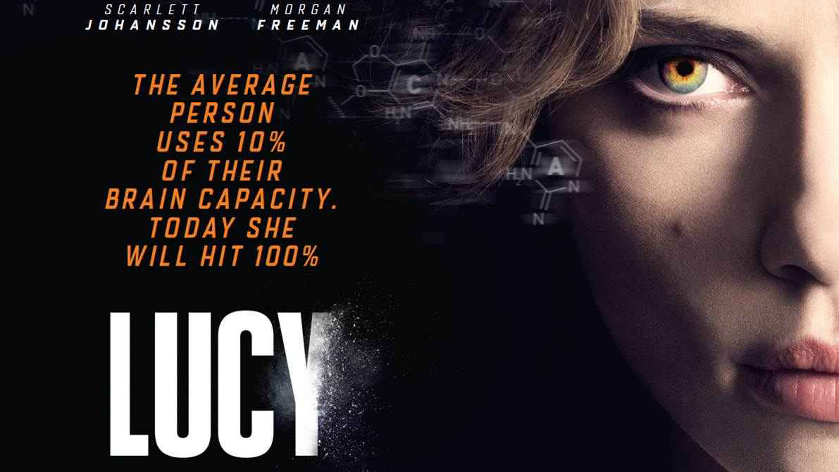 Lucy Movie Poster, Review