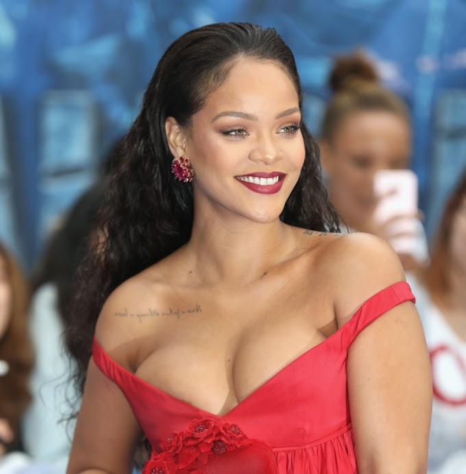 Rihanna to receive an honorary degree from the University of the West Indies