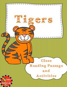 Tiger Close Reads