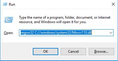 le fichier msvcr110.dll gratuit