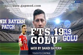FTS 19 Mod Golu Update Kits and Transfer Full HD